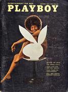 Playboy Magazine October 1, 1971 Vintage Magazine