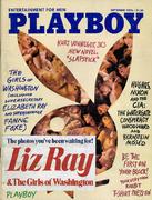 Playboy Magazine September 1, 1976 Magazine