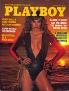 Playboy Magazine March 1, 1977 Vintage Magazine