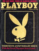 Playboy Magazine January 1, 1984 Magazine