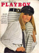 Playboy Magazine April 1, 1967 Magazine