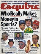 Esquire June 1, 1982 Vintage Magazine
