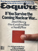 Esquire March 1, 1982 Magazine
