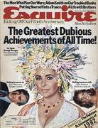 Esquire January 1, 1983 Magazine