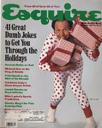 Esquire December 1, 1989 Magazine
