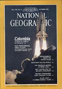 National Geographic October 1981 Magazine