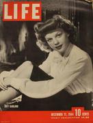 LIFE Magazine December 11, 1944 Magazine