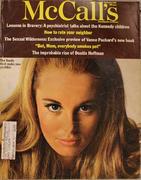 McCall's Magazine September 1968 Magazine
