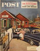 The Saturday Evening Post November 26, 1960 Magazine