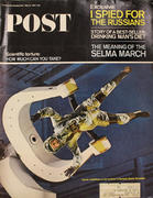 The Saturday Evening Post May 22, 1965 Magazine