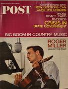 The Saturday Evening Post February 12, 1966 Magazine