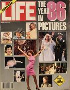 LIFE Magazine January 1987 Magazine
