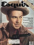 Esquire August 1, 1980 Magazine