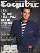 Esquire March 1, 1987 Magazine
