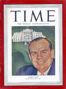 Time Magazine August 12, 1946 Magazine