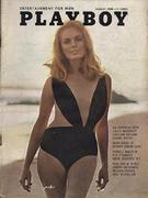 Playboy Magazine August 1, 1968 Magazine