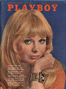 Playboy Magazine September 1, 1968 Magazine