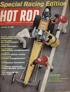 Hot Rod Magazine November 1965 Magazine