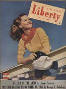Liberty Magazine August 16, 1941 Magazine