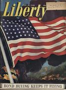 Liberty Magazine July 10, 1943 Magazine