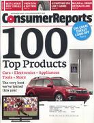 Consumer Reports November 2008 Magazine