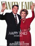 Vanity Fair Magazine December 1988 Magazine