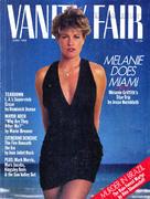 Vanity Fair Magazine April 1989 Magazine