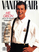 Vanity Fair Magazine July 1989 Magazine