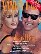Vanity Fair Magazine February 1991 Magazine
