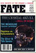 Fate Magazine July 1989 Magazine