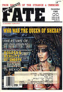 Fate Magazine December 1989 Magazine