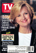 TV Guide November 21, 1992 Magazine