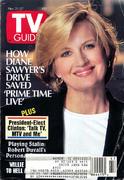 TV Guide November 21, 1992 Magazine