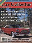 Car Collector and Car Classics Magazine July 1990 Magazine