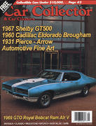Car Collector and Car Classics Magazine May 1991 Magazine