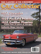 Car Collector and Car Classics Magazine March 1990 Magazine