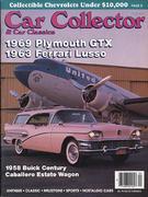 Car Collector and Car Classics Magazine April 1990 Magazine