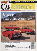 Car Collector and Car Classics Magazine June 1993 Magazine