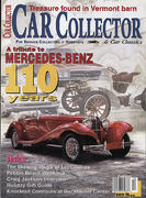Car Collector and Car Classics Magazine December 1996 Magazine