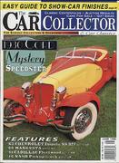 Car Collector and Car Classics Magazine June 1995 Magazine