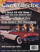 Car Collector and Car Classics Magazine May 1990 Magazine