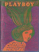 Playboy Magazine December 1, 1967 Magazine