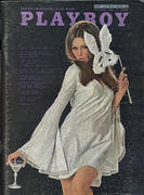 Playboy Magazine October 1, 1968 Magazine