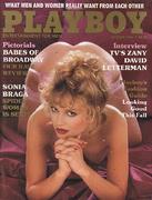 Playboy Magazine October 1, 1984 Magazine