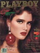 Playboy Magazine December 1, 1986 Magazine