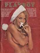 Playboy Magazine December 1, 1970 Magazine