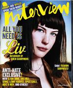 Interview Magazine April 1999 Magazine