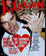 Interview Magazine June 1999 Vintage Magazine