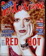 Interview Magazine July 1999 Magazine