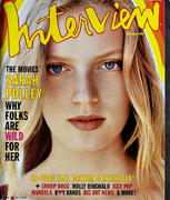 Interview Magazine September 1999 Magazine